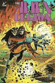 Alien legion: rude awakening. Issue 9 cover image