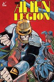 Alien legion: hunt for the hunter. Issue 14 cover image