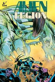Alien Legion: Biology Lesson