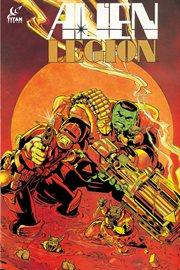 Alien Legion: Vector Red