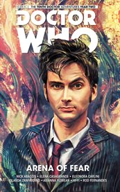 Doctor Who. Issue 2.6-2.10, The Tenth Doctor cover image