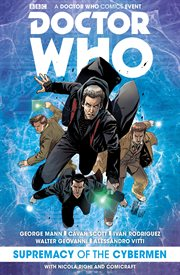 Doctor Who. Issue 1-5. Supremacy of the Cybermen cover image