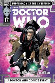 Doctor Who. Issue 1. Supremacy of the Cybermen cover image