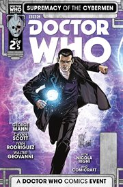 Doctor Who. Issue 2. Supremacy of the Cybermen cover image