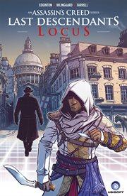 Last descendants : Locus. Issue 1-4 cover image