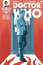 Doctor who: the eleventh doctor: physician, heal thyself. Issue 2.15 cover image