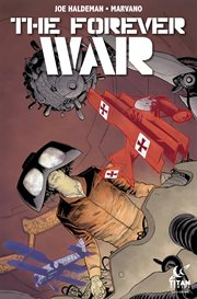 The forever war. Issue 6 cover image