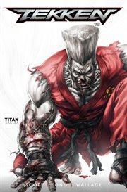 Tekken. Issue 4 cover image