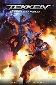 Tekken: blood feud. Volume 1, issue 1 cover image