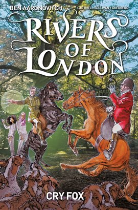 Cover image for Rivers of London: Cry Fox