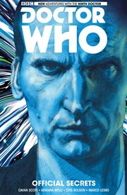 Doctor Who, the ninth doctor. Issue 6-10, Official secrets cover image