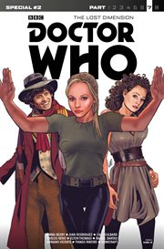 Doctor Who: the lost dimension, part 7: special #2. Issue 7 cover image
