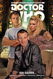 Doctor Who, the ninth doctor. Volume 4, issue 11-15, Sin eaters cover image
