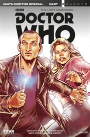 Doctor who: the ninth doctor. Lost Dimension Special cover image