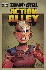 Tank girl: action alley. Issue 2 cover image