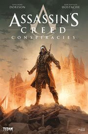 Assassin's creed: conspiracies. Issue 1 cover image