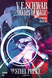 Shades of magic. Issue 3, The steel prince cover image