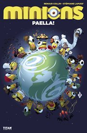 Minions. Issue 1. Paella cover image