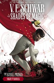 Shades of magic. Volume 2, issue 1-4, The Steel Prince cover image