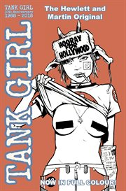 Tank Girl. Issue 3.1 cover image