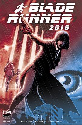Cover image for Blade Runner 2019