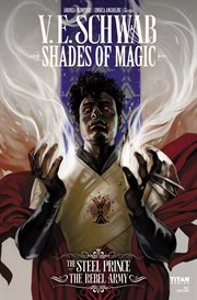 Shades of magic. Issue 3.4, The Steel Prince cover image