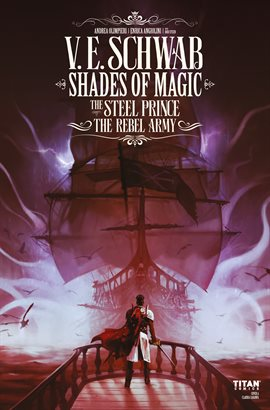 Cover image for Shades of Magic