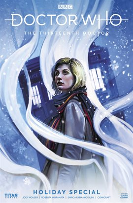Doctor Who: The Thirteenth Doctor: Holiday Special