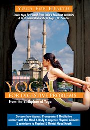 Yoga for Health - for Digestive Problems