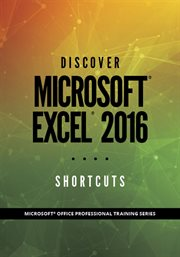 Discover Microsoft® Excel 2016
