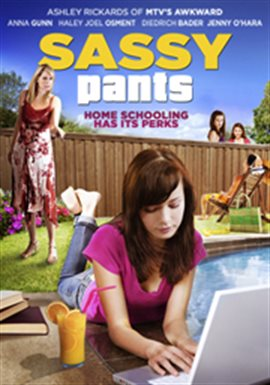 Cover image for Sassy Pants