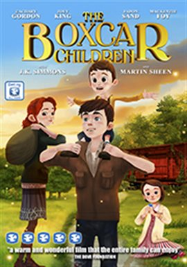 The Boxcar Children / Martin Sheen