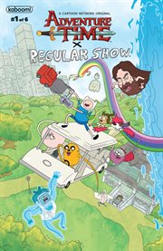 Adventure Time X Regular Show [comic Book]