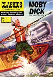 Moby Dick. Issue 5 cover image