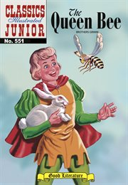 The queen bee. Issue 551 cover image