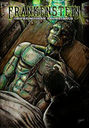 Frankenstein, or, The modern Prometheus cover image