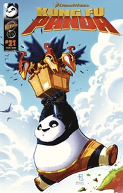 Kung fu panda. Volume 1, issue 2 of 4 cover image