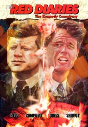 The red diaries : the Kennedy conspiracy. Issue 1-4 cover image