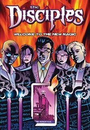 The Disciples. Issue 1-4 cover image