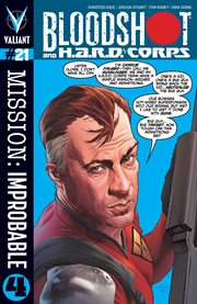 Bloodshot and H.a.r.d. Corps Issue 21