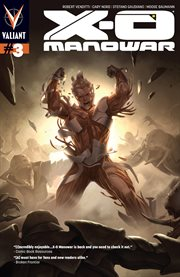 X-O Manowar, Issue 3
