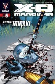 X-O Manowar, Issue 5