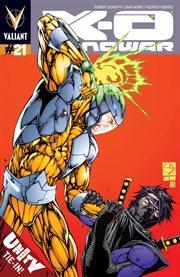 X-O Manowar, Issue 21