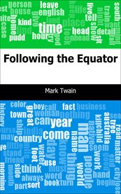 Following the equator cover image