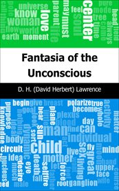 Fantasia of the unconscious cover image