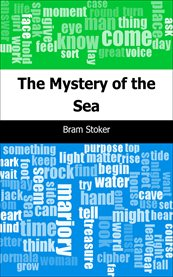 The mystery of the sea : a novel cover image