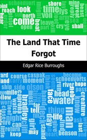 The land that time forgot cover image