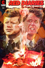 The red diaries : the Kennedy conspiracy. Issue 2 cover image