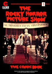 Rocky Horror picture show : the comic book. Issue 1 cover image