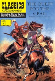 Parzival : the quest of the Grail Knight. Issue 7 cover image